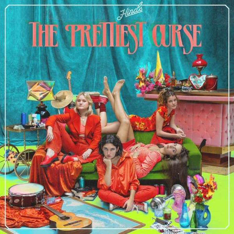 Abgehört/ Hinds: The Prettiest Curse COVER
