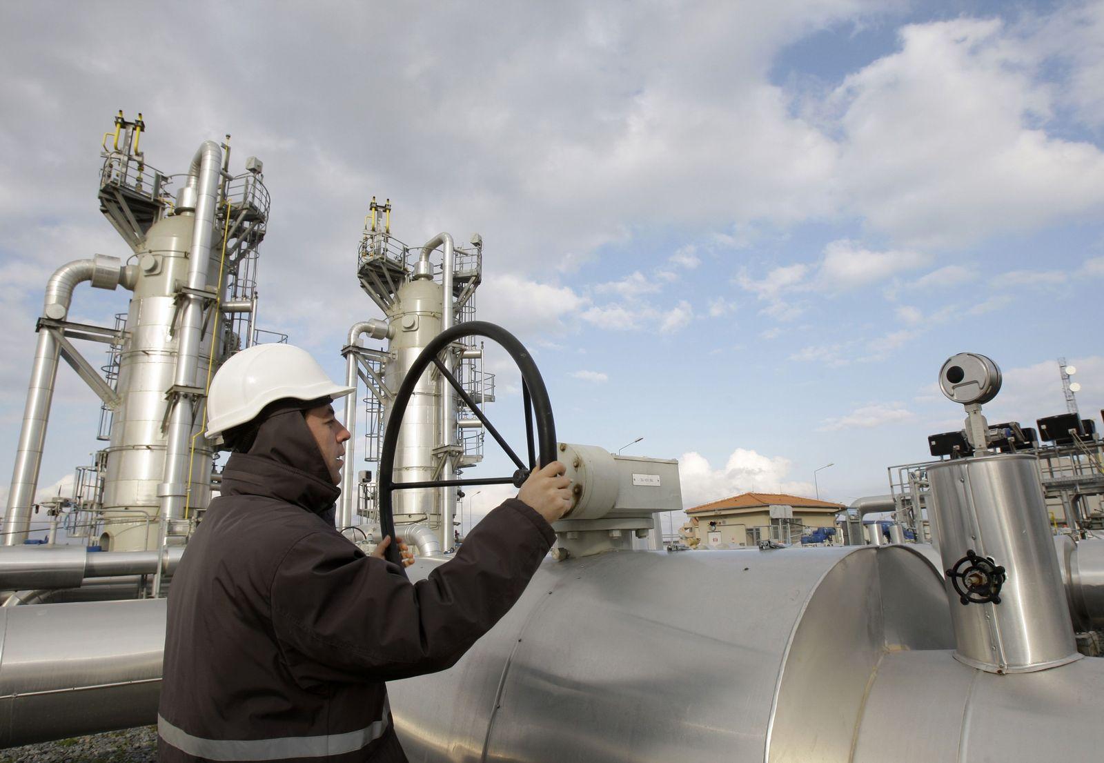 Turkey Russia Ukraine Gas