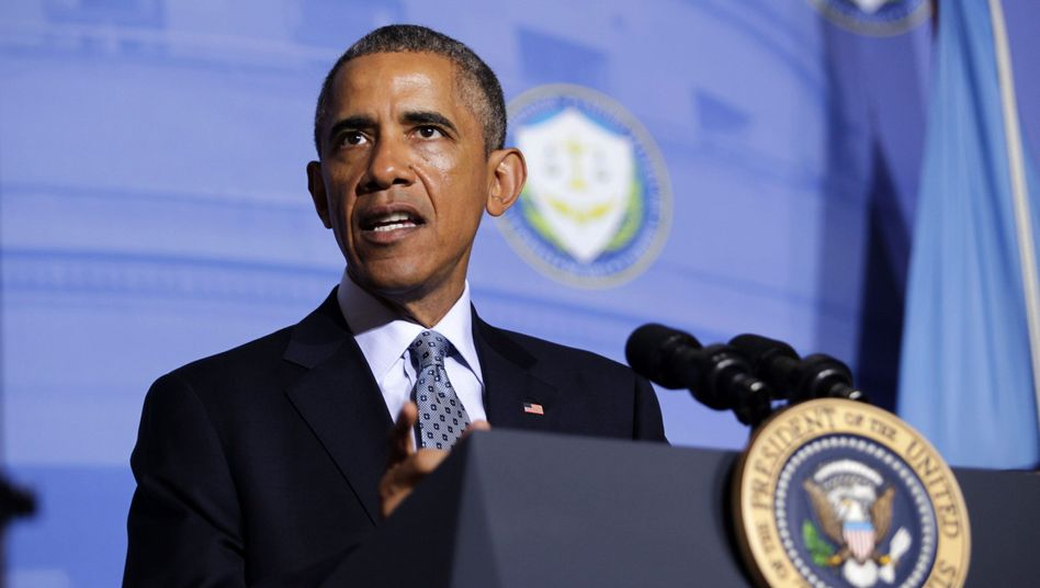 US-Präsident Barack Obama: Drohen Hackern bald härtere Strafen?