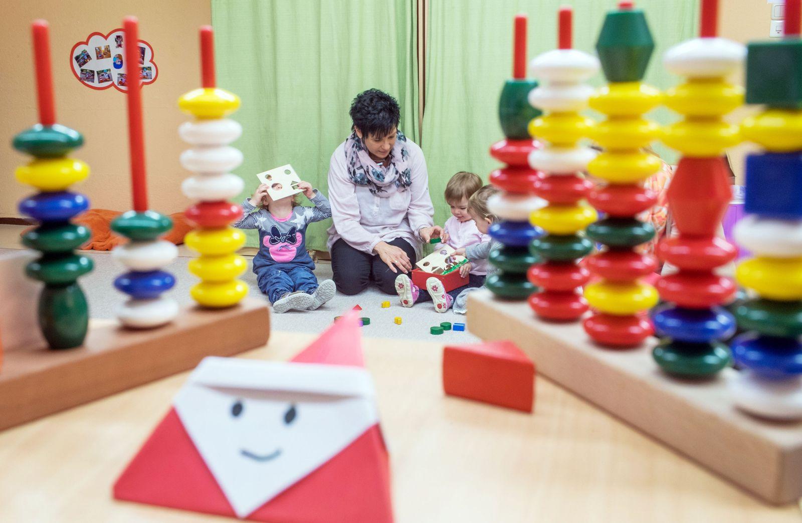Kinderbetreuung in MV soll günstiger werden