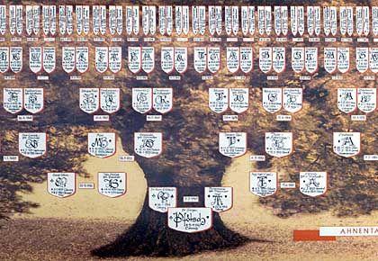 Stammbaum: Genealogie und Gene sind nicht immer miteinander verwandt