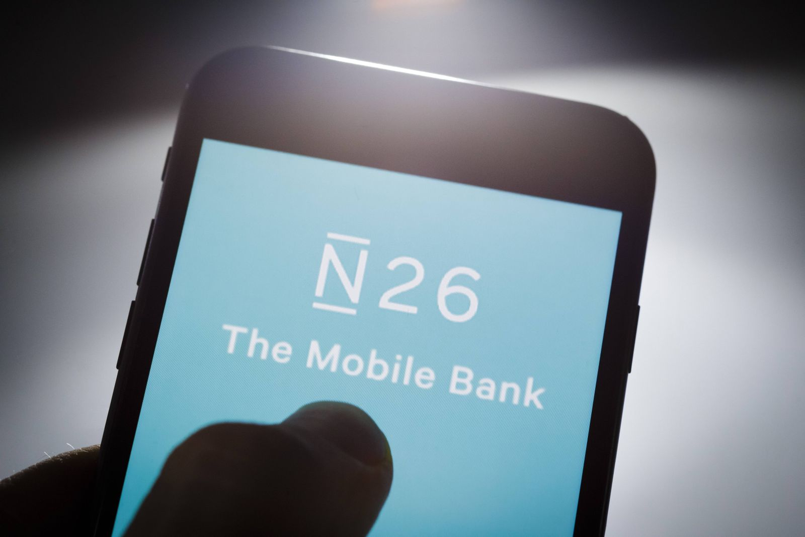 EINMALIGE VERWENDUNG N26/ Bank