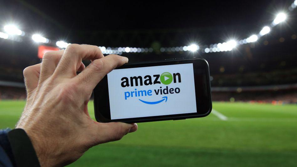 Amazon Prime hat Übertragungsrechte für die Champions League gekauft