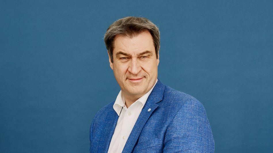Bayerns Ministerpräsident Söder: »Historisch einmalige Situation«