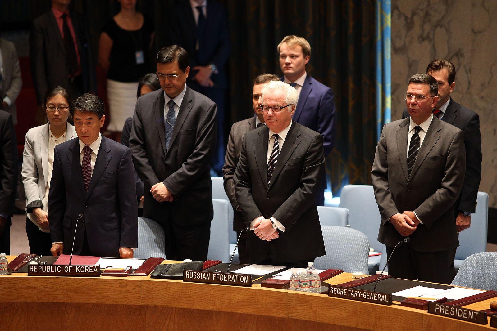 Uno Sicherheitsrat MH17