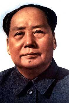 Chinas großer Vorsitzender Mao Tse-Tung: Maulwürfe in den Niederlanden