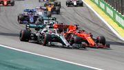 Der Formel 1 rennt die Zeit davon