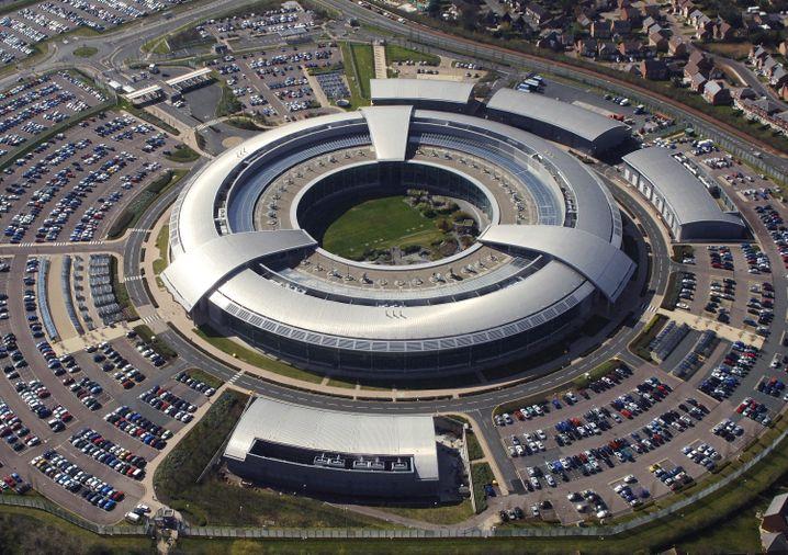 GCHQ-Hauptquartier in Cheltenham