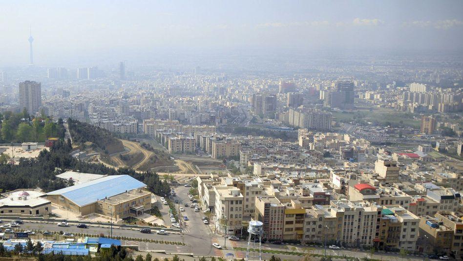 Teheran (Archiv)