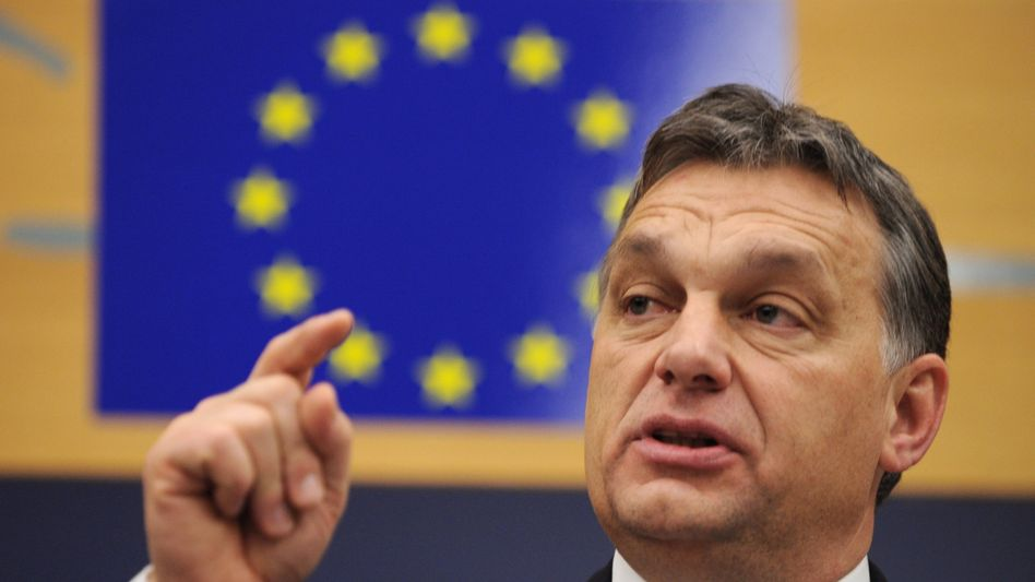 """Ungarn Regierungschef Orbán: Entscheidung aus Brüssel sei """"ungerecht und unbegründet"""""""