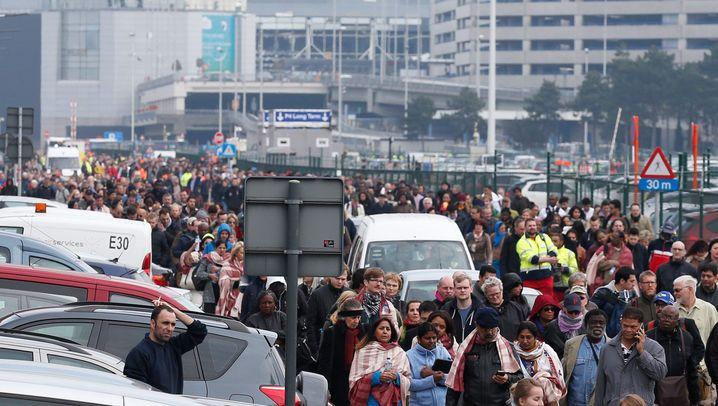 Belgien: Terror am Brüsseler Flughafen