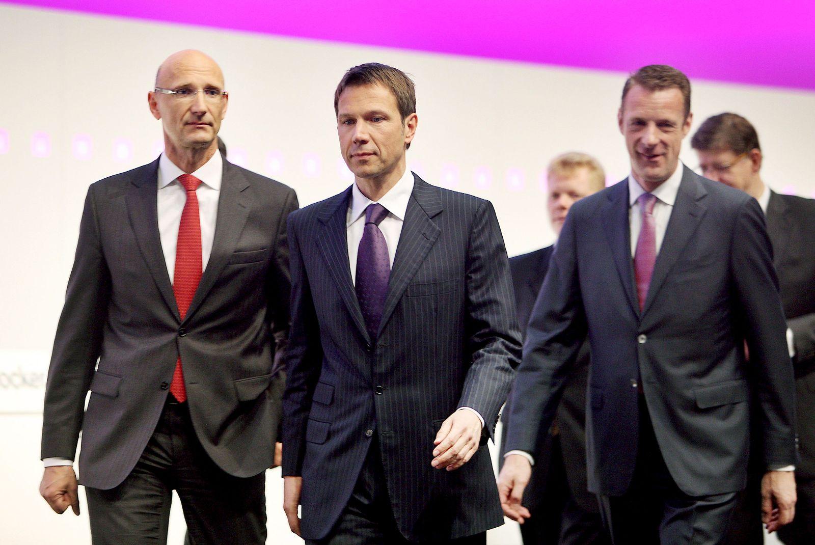 Telekom/ Vorstand