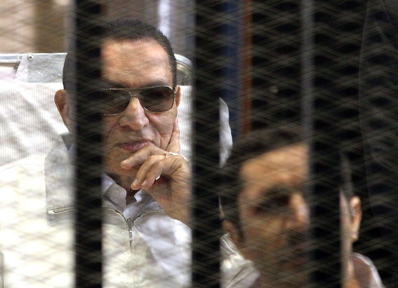 Mubarak/ Prozess