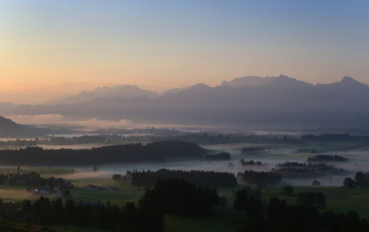 The Bavarian economy is doing well, but the CSU is not.