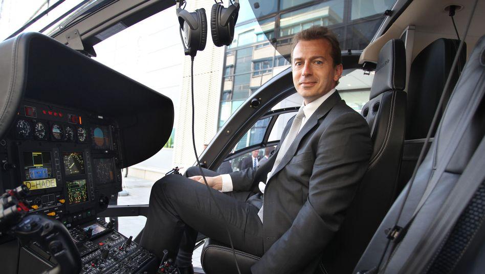 Künftiger Airbus-Chef Guillaume Faury (Archivbild)