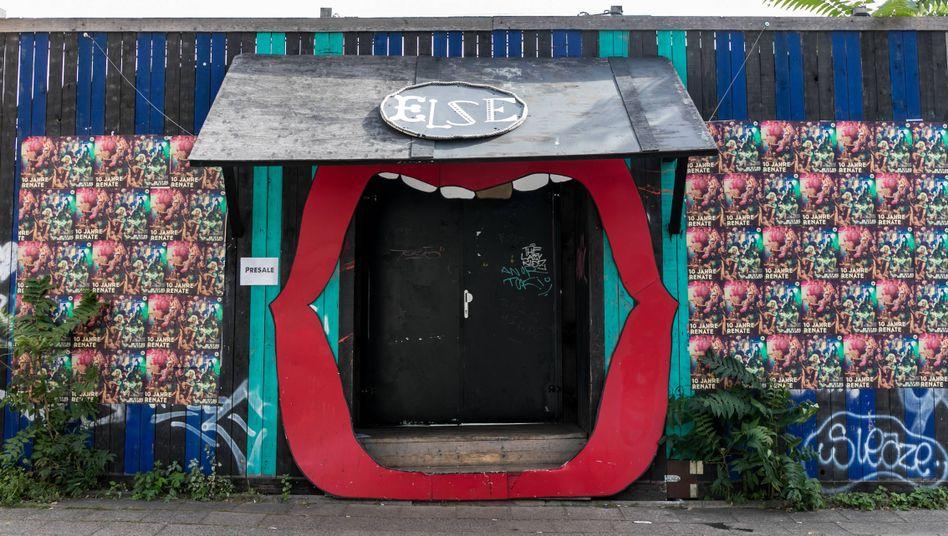 Eingang des Klubs Else in Berlin: Mehr Schutz für Livemusik?