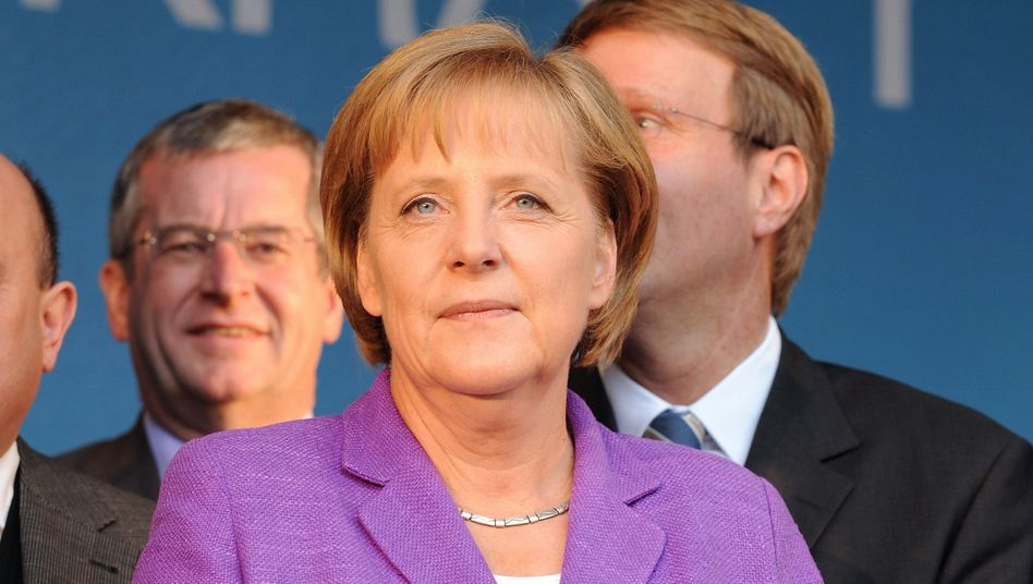 The current election has been so tame in Germany, that some are comparing it to a campagin on valium.