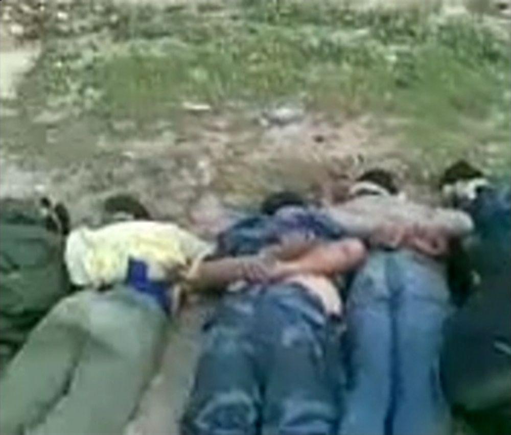 Libyen/ Video/ Tote