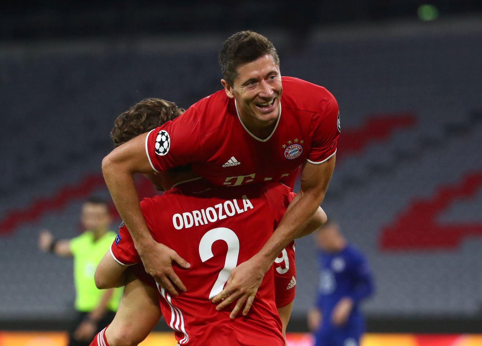 Champions League - Round of 16 Second Leg - Bayern Munich v Chelsea