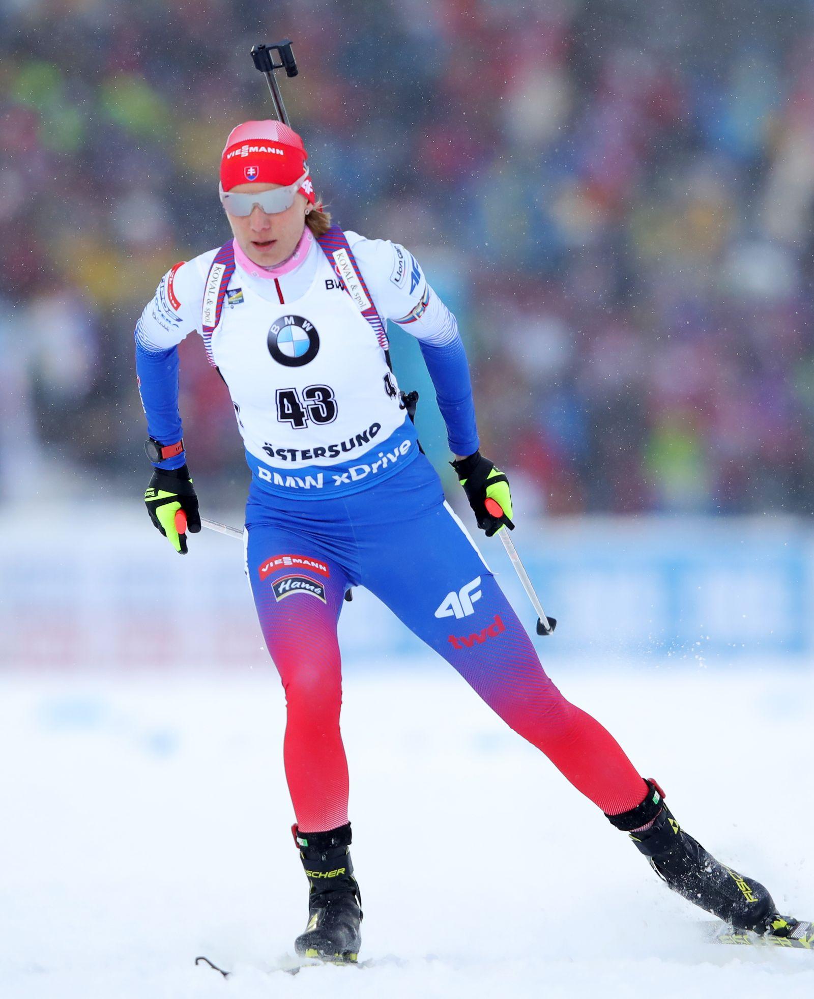 Kuzmina Biathlon