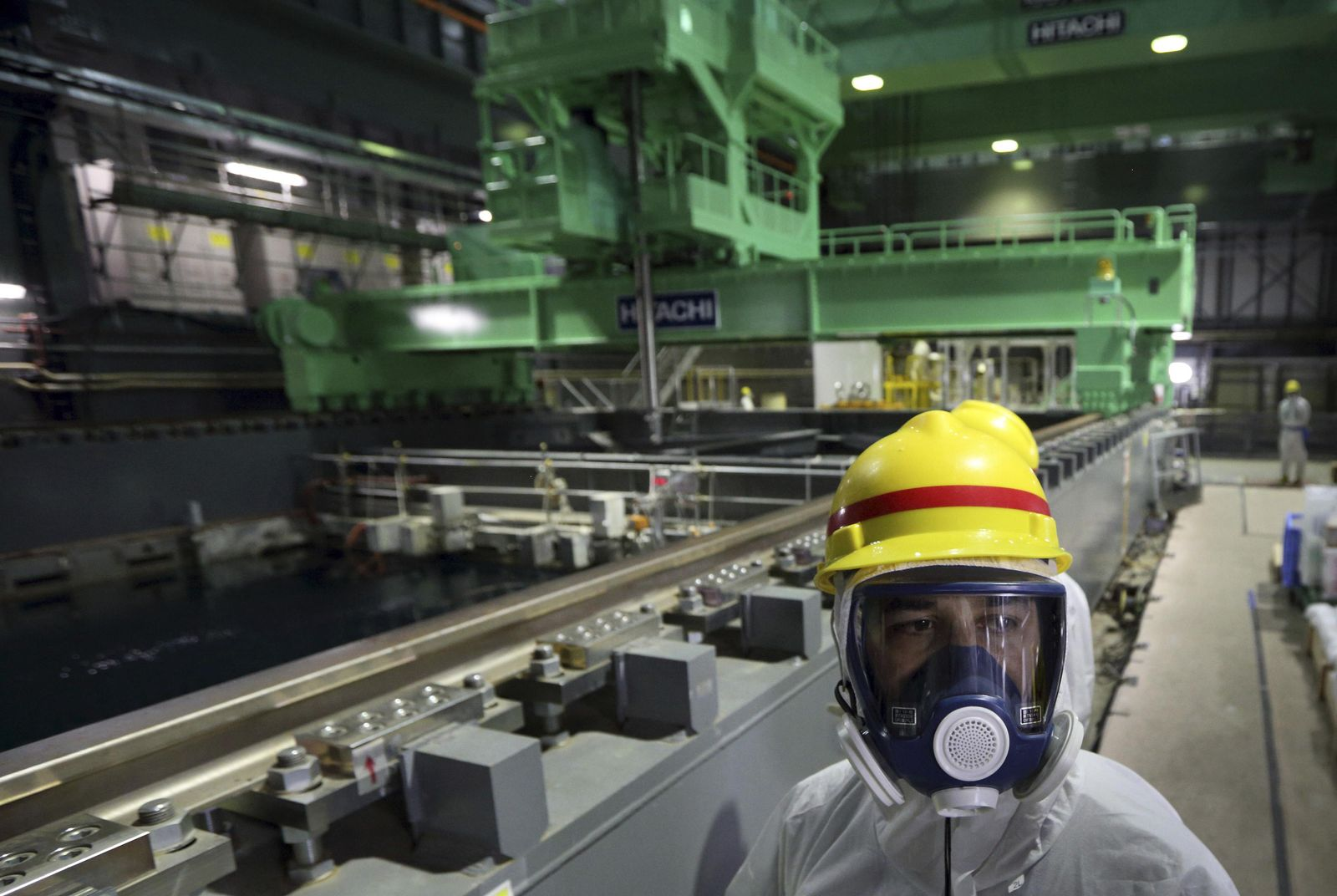 Fukushima / Japan / Tepco