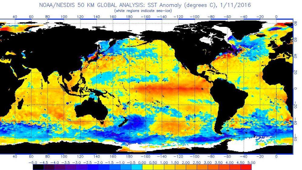 Wetterwende: El Niño weicht La Niña