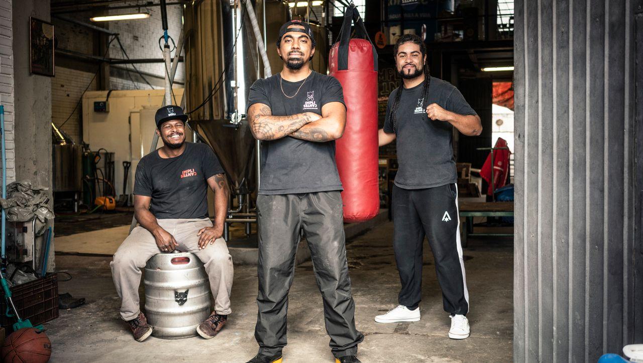 Brasilien: Wie Bier-Aktivisten gegen Rassismus kämpfen - DER...