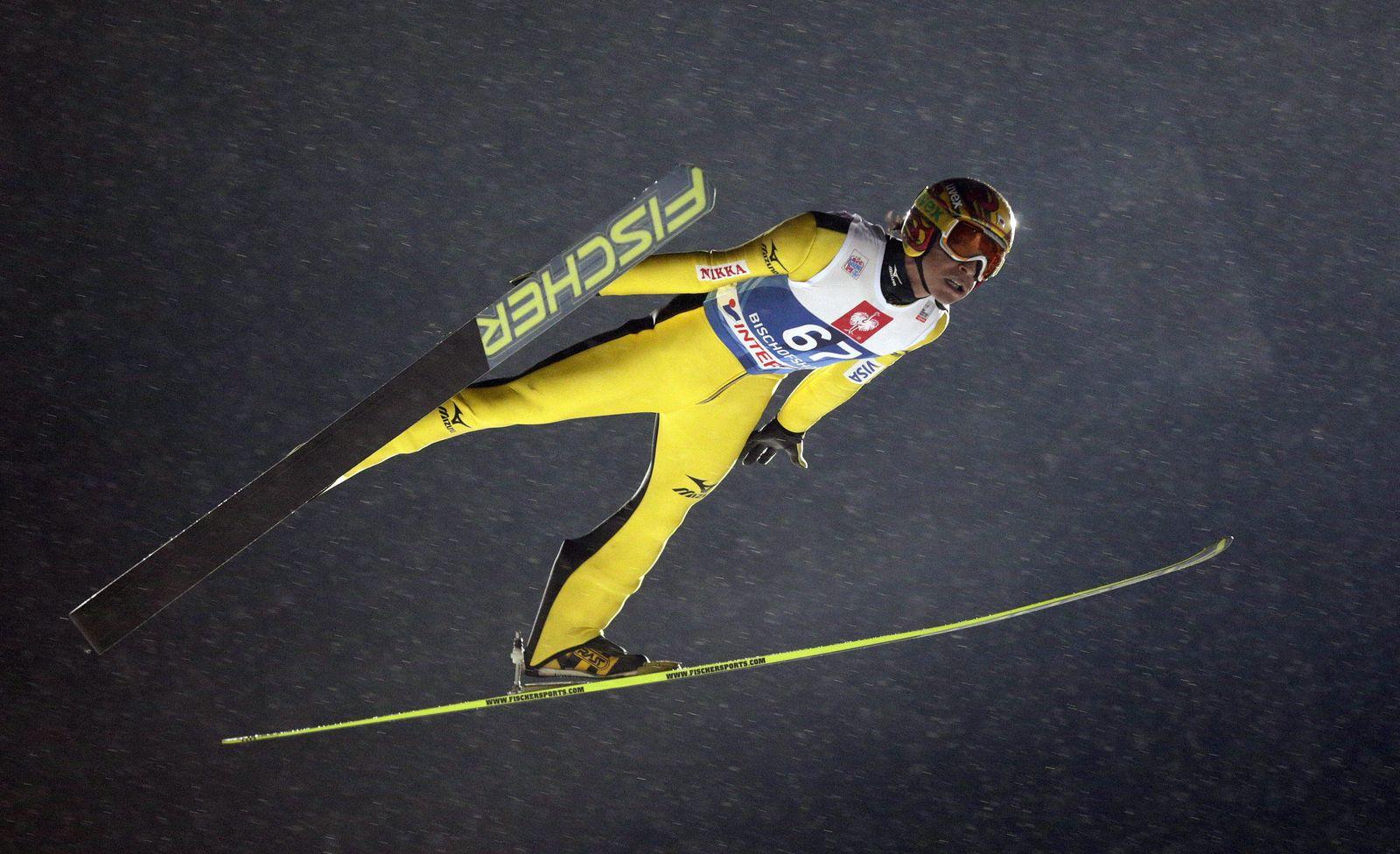 Four Hills Tournament in Bischofshofen