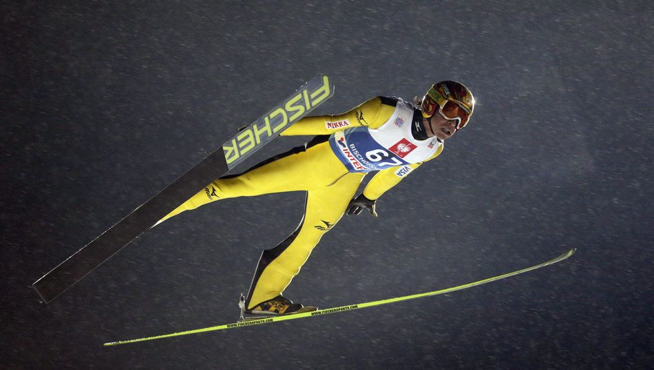 Skispringer Kasai: Triumph mit 41 Jahren