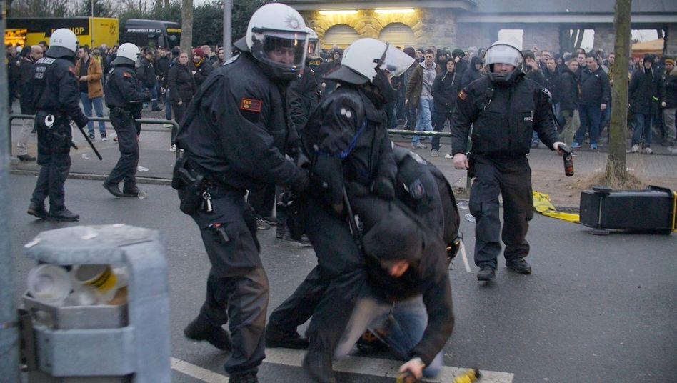 Polizeieinsatz in Dortmund