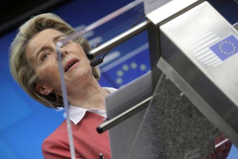 EU-Kommissionschefin Ursula von der Leyen setzt auf zügige Impfungen