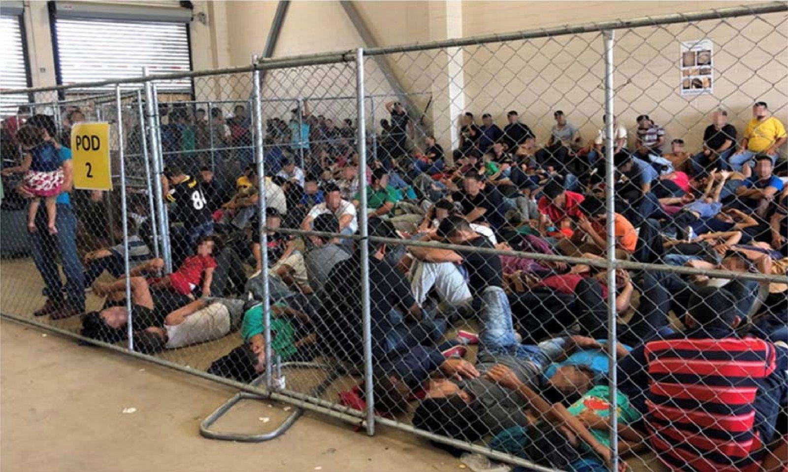US Migrantenlager