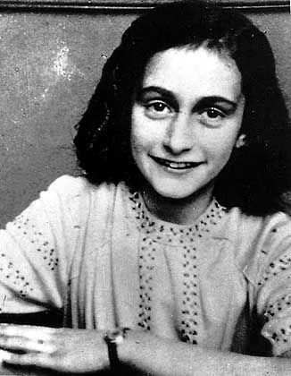 Anne Franks Tagebuch ähnelt den Notizen Deens