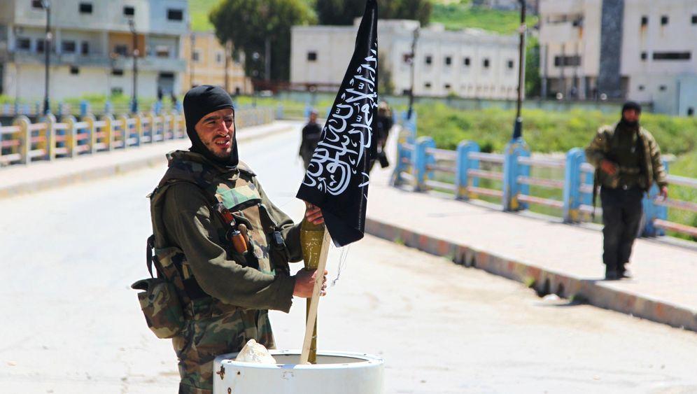Bürgerkrieg in Syrien: Islamistische Rebellen auf dem Vormarsch
