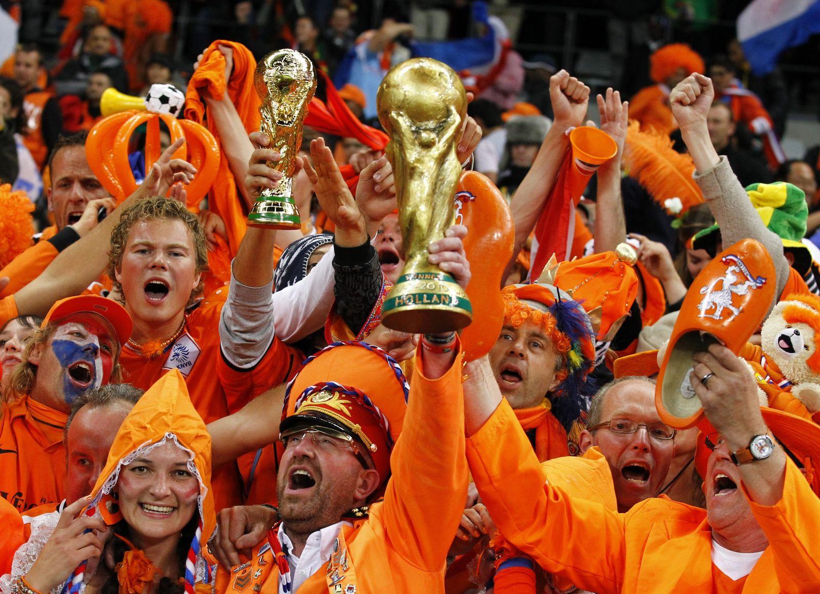 Fans Niederlande