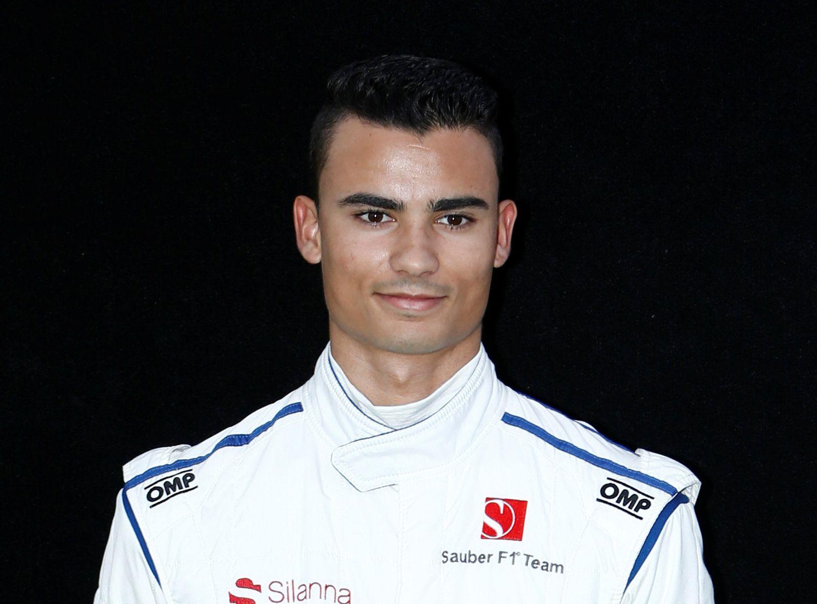 Formel 1 Sauber Wehrlein