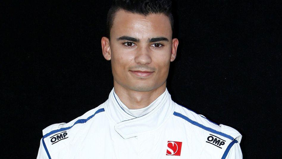 Sauber-Pilot Pascal Wehrlein
