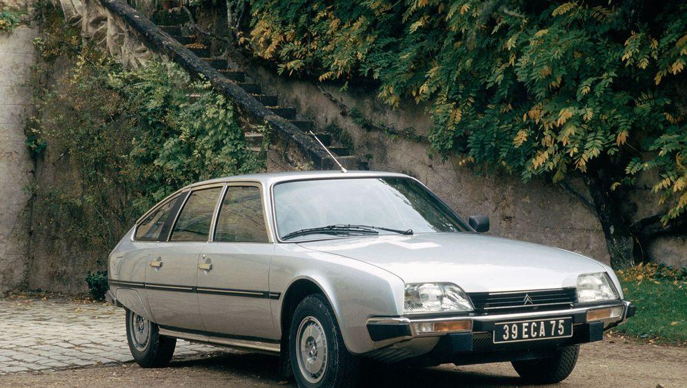 Günstige Oldtimer - Citroën CX: Luftwiderstand zwecklos