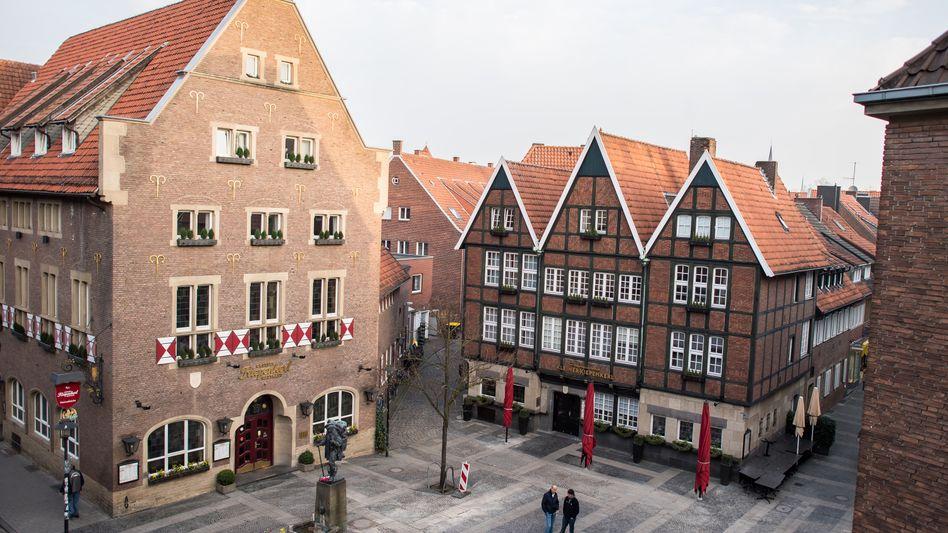 Tatort in Münster