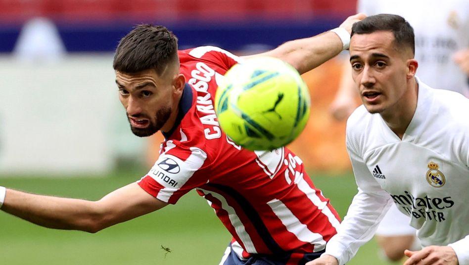 Kopf-an-Kopf-Duell um Madrids Stadtmeisterschaft