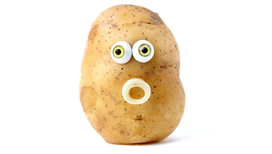Almanis - oder wie nennen wir Kartoffeln? - DER SPIEGEL