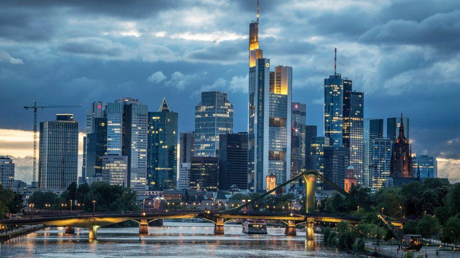 Frankfurter Finanzviertel