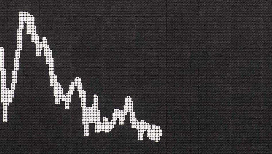 Frankfurter Börse: Das Coronavirus belastet die Aktienmärkte weltweit