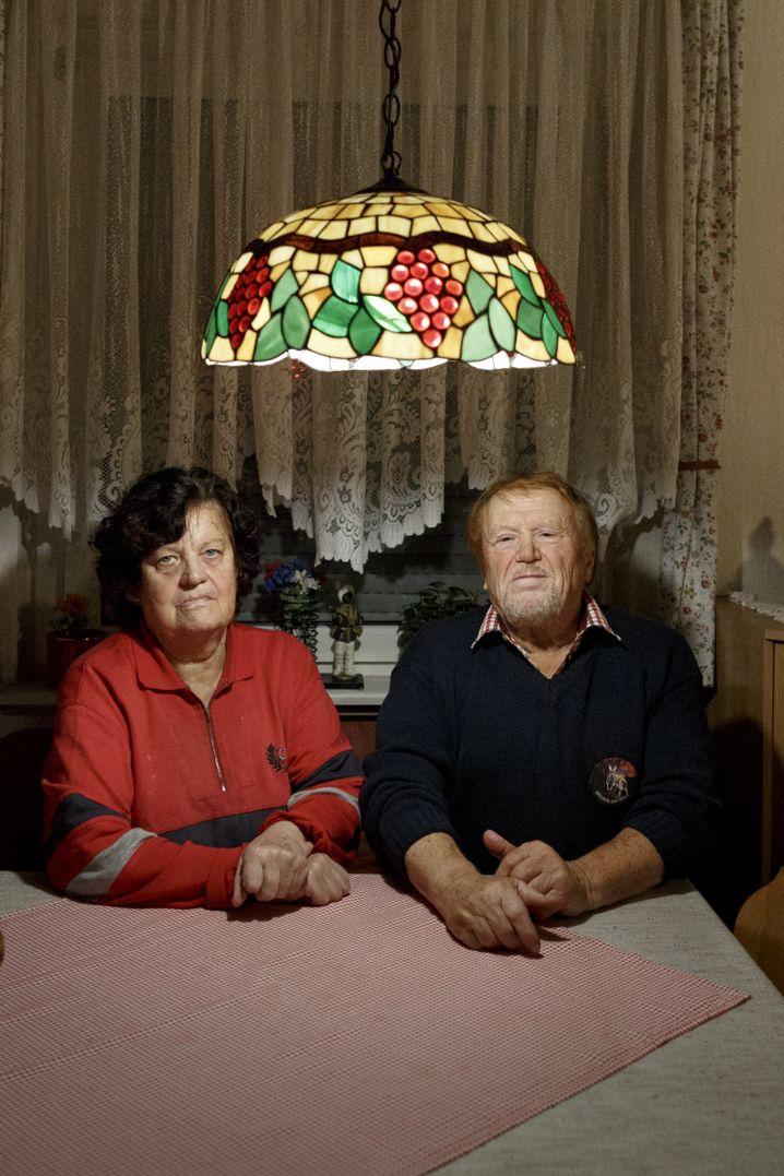 Ehepaar Maeder