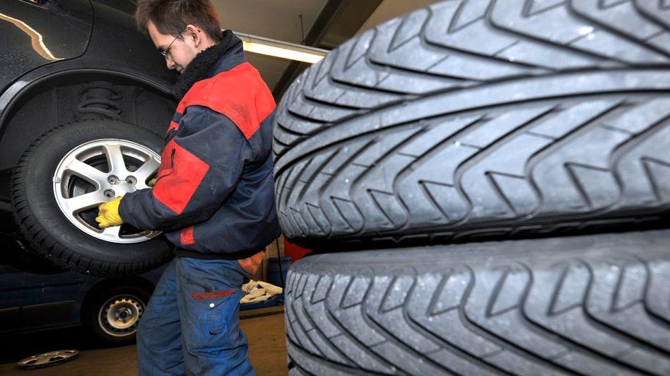 Reifenwechsel: Ohne Winterreifen geht es künftig wohl nicht mehr