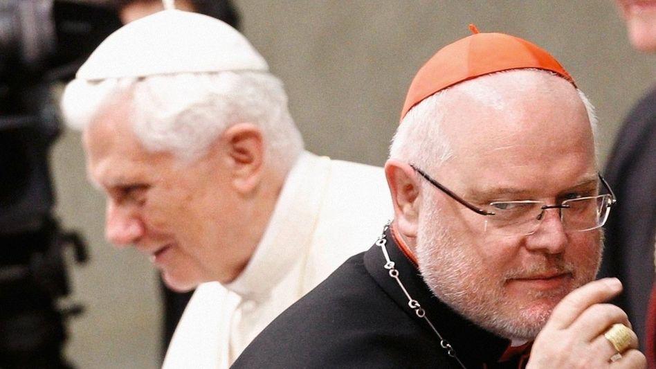 Papst Benedikt XVI., Kardinal Marx: »Wir werden nicht wegschauen, verharmlosen oder auf andere zeigen«