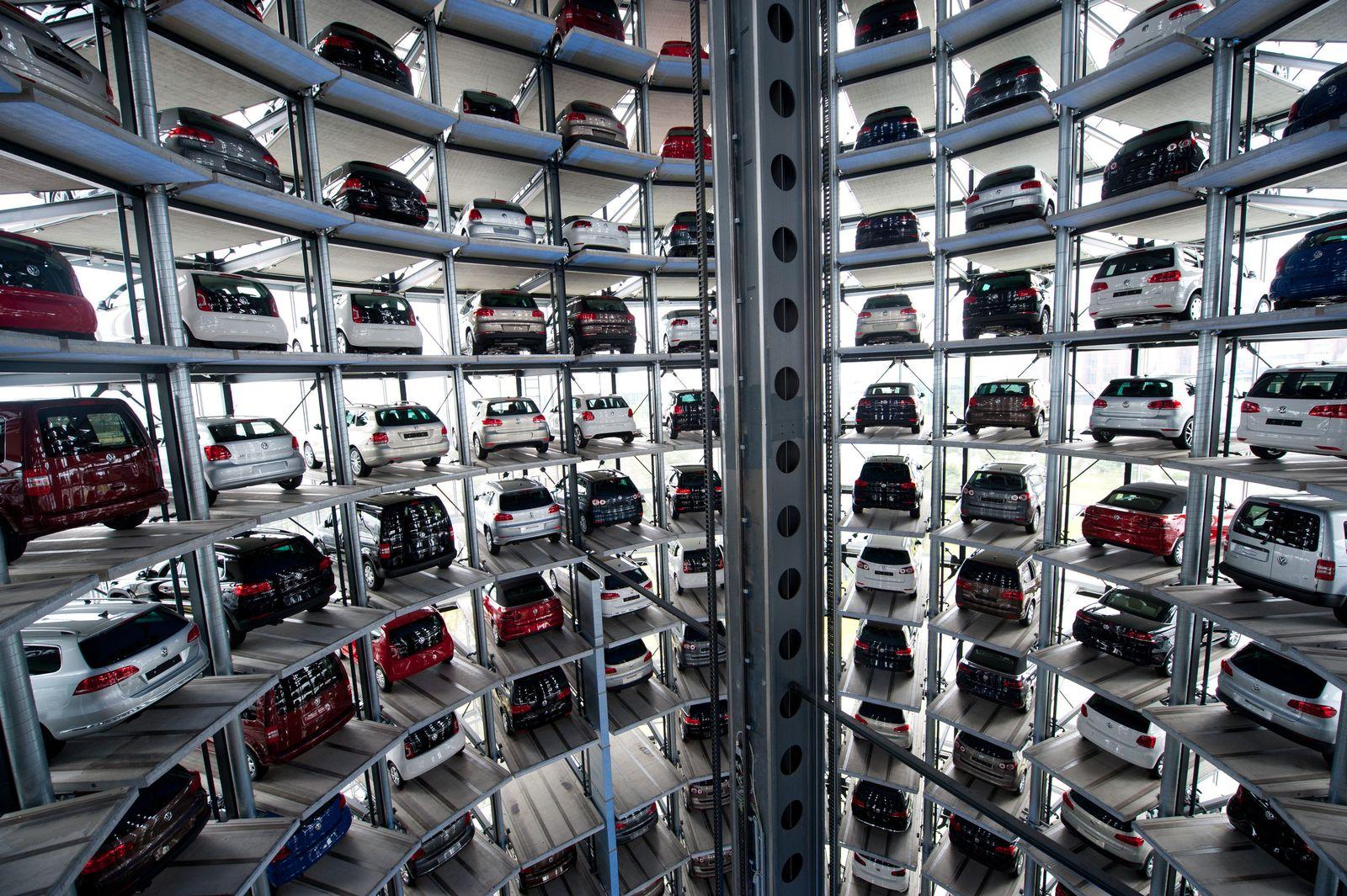 VW-Fahrzeuge