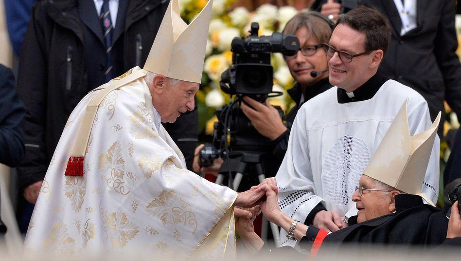 """Kardinal Jorge María Mejía in Rom: """"Nichts mit dieser Sache zu tun"""""""