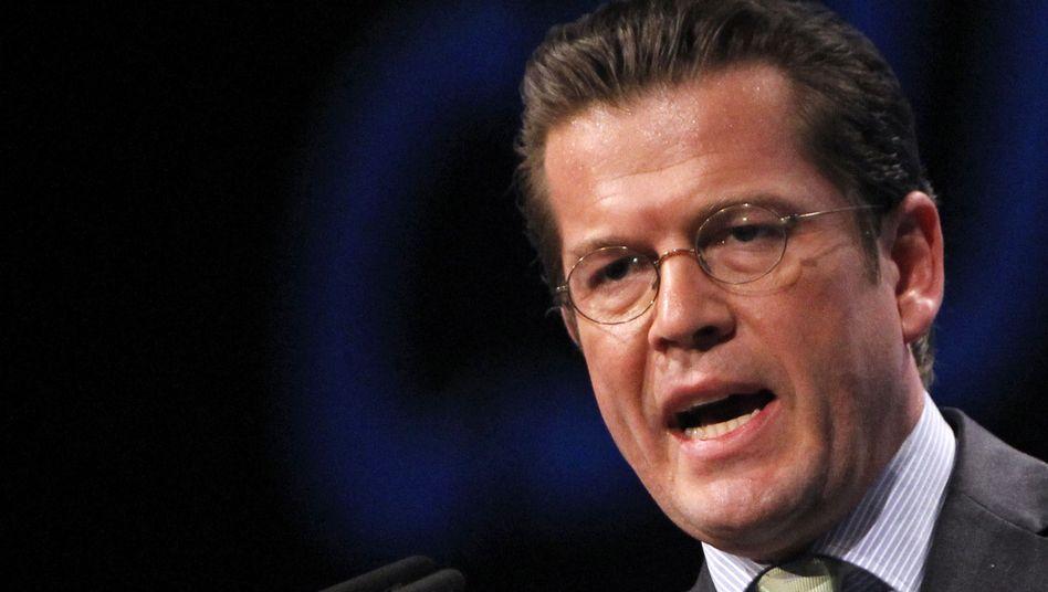 """CSU-Politiker Guttenberg: """"Ich frage mich bis heute, was so verwegen an dieser Aussage war"""""""