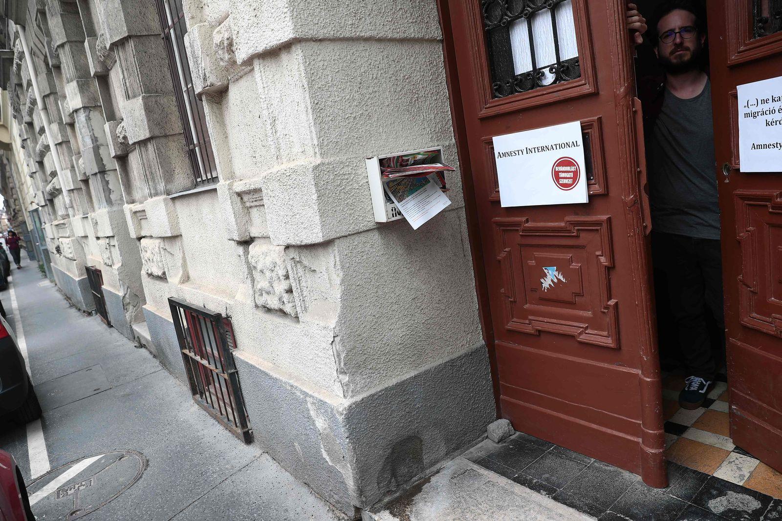 Ungarn/ Zivilorganisationen